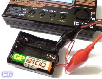 универсальное зарядное устройство восстановление аккумулятора