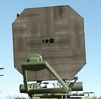 Антенна лучевой пушки