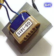 Трансформатор GS-1415 от зарядного устройства