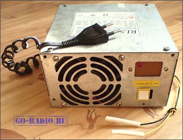 Как сделать магнитофон на 12 вольт