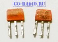 Транзисторы КТ315 и КТ361