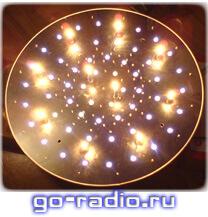 Подвесная люстра 814274 Lightstar Vortico Италия в Москве