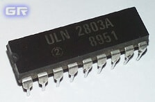 Микросхема ULN2803A