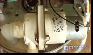 Мотор водяной помпы