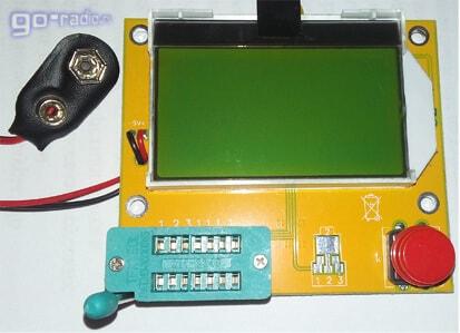 Транзистор Тестер М2 Инструкция - фото 9