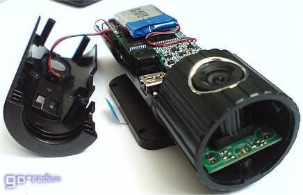 Конструкция фронтальной камеры