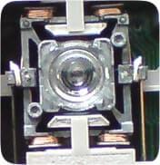 Линза оптического блока