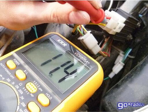 Как проверить реле-регулятор скутера  ec45794202959