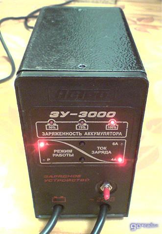 Зарядное устройство АСТРО ЗУ-