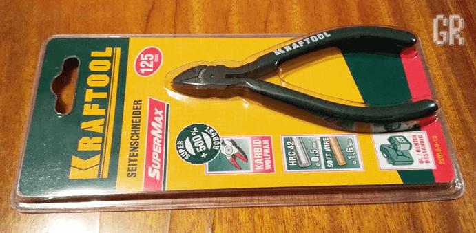 Бокорезы Kraftool для ремонта электроники