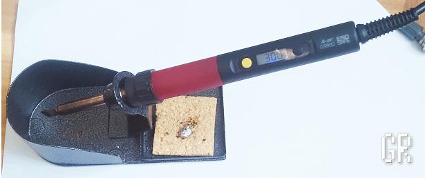 Цифровой паяльник AB-F GS90D