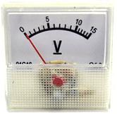 Стрелочный вольтметр на 15 вольт