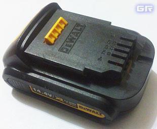 Аккумуляторная батарея DCB145 от шуруповёрта DeWALT