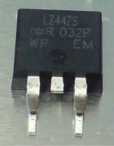 Транзистор IRLZ44ZS