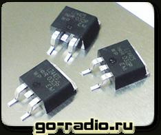 Мощный MOSFET транзистор