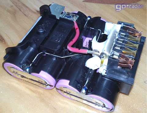 Pack for Power Tool