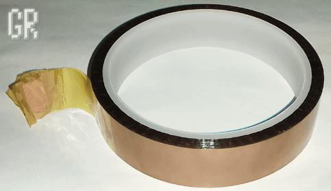 Термоскотч (полиимидный или каптоновый)