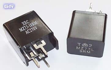 Позисторы трёхвыводные