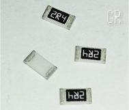SMD резисторы 2,4 Ом типоразмера 1206