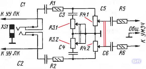 Учимся читать электрические схемы