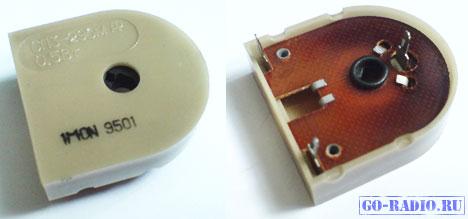 Подстроечный резистор СП3-29бМ