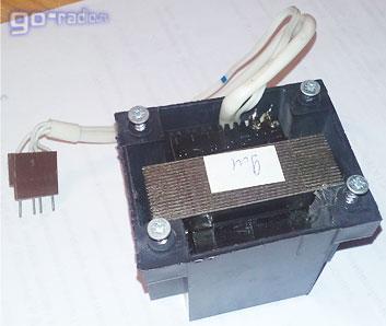 Трансформатор серии ТП114