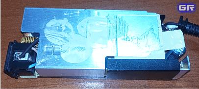 Установка планки радиатора