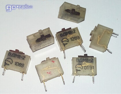Переключатели ВДМ1-2