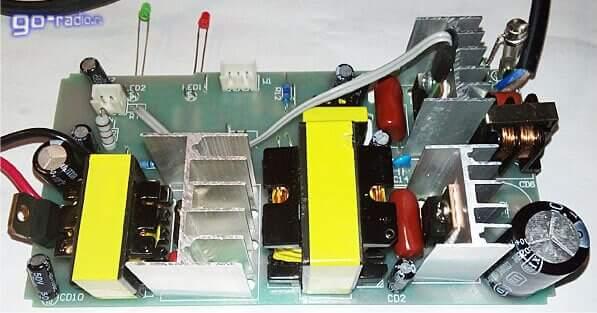 Плата зарядного устройства ИКАР-506